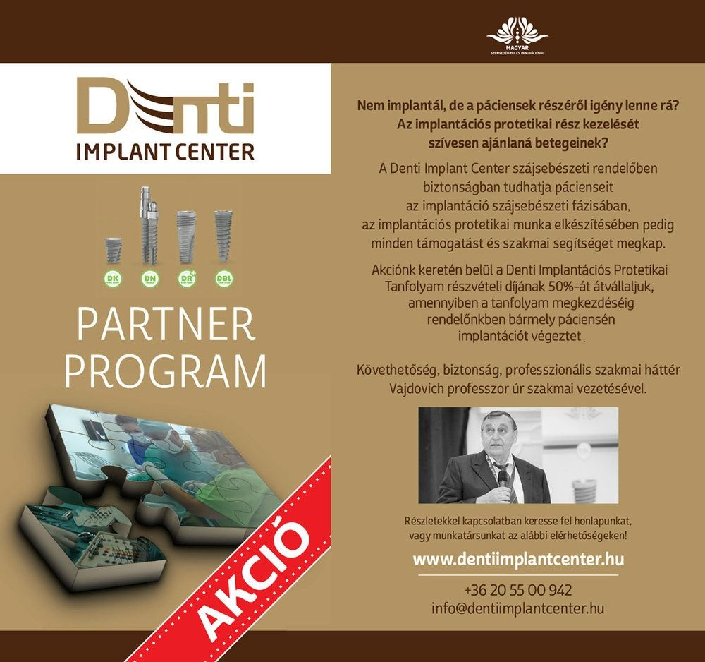 denti parnter program