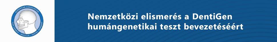 DentiGen humángenetikai elismerés